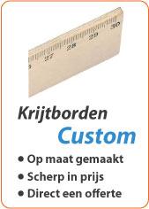 Krijtborden Custom