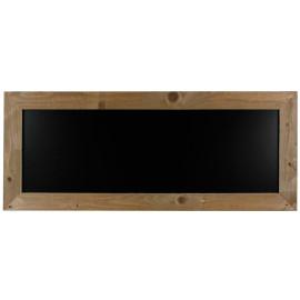 Krijtbord Steigerhout 40x100cm