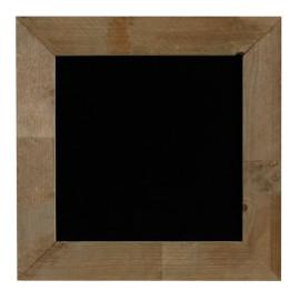 Krijtbord Steigerhout 40x40 cm