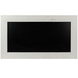 Krijtbord Steigerhout Wit 40x70cm