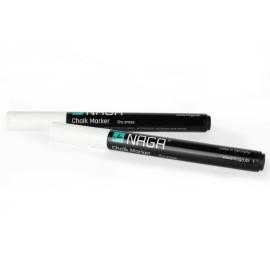 Glassboard Markers Wit 2mm (2stuks)
