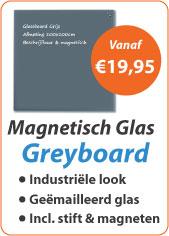 Greyboard Magnetisch
