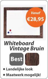 Whiteboard Vintage Bruin